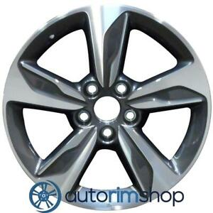 Honda Odyssey 2018 18 Oem Wheel Rim Charcoal Machined 42700thra21 42700thra11