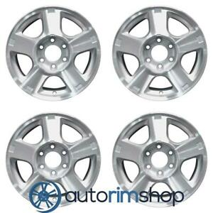 Ford Expedition 2007 2010 17 Factory Oem Wheels Rims Set