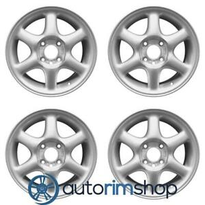 Volvo 850 1993 1997 15 Factory Oem Wheels Rims Set