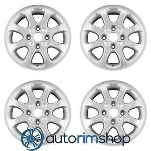 Volvo V40 2000 2011 15 Factory Oem Wheels Rims Set Spectra