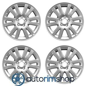 Volvo Xc90 2003 2011 17 Factory Oem Wheels Rims Set Antaeus
