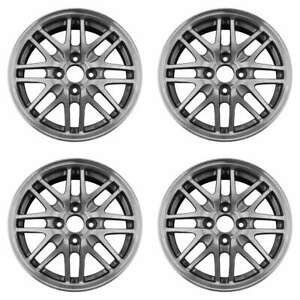 Acura Integra 1997 2001 15 Factory Oem Wheels Rims Full Set