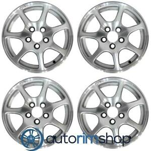 Acura Rsx 2002 2006 16 Oem Wheels Rims Full Set