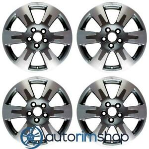 Honda Ridgeline 2017 2019 18 Oem Wheels Rims Set