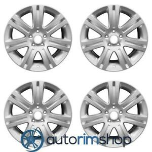 Chrysler 200 Sebring Dodge Avenger 2010 2014 18 Factory Oem Wheels Rims Set