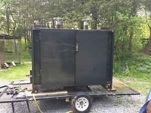 Commercial Bbq Smoker