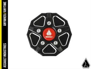 Assault Ind Gas Cap All Polaris Rzr S Slingshot Red