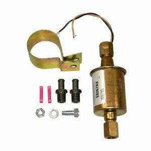 Airtex E8267 Universal Solid State Universal Electric Fuel Pump For Marine