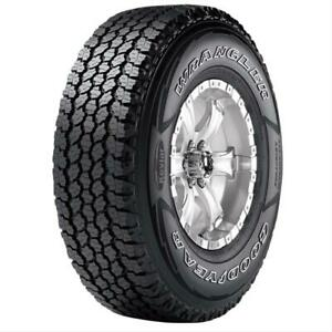 Tire Wrangler At Adventure With Lt 285 70 17 Radial R Rated 121 Load Range Black