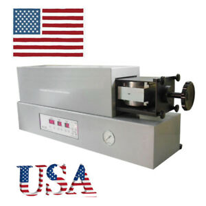 Dental Lab Automatic Flexible Removable Denture Injection System Unit Equipment
