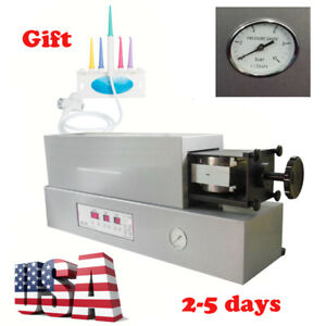 Dental Automatic Flexible Denture Machine Dentistry Injection Lab Equipment 450w