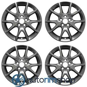 New 17 Replacement Wheels Rims For Dodge Dart 2012 2016 Set Hyper