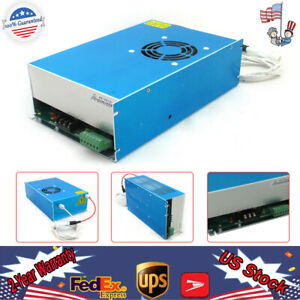 Power Supply For Co2 Laser Engraving Cutting Machine Laser Water Cooled Tube
