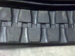 Qty 2 New 13 Rubber Tracks For Takeuchi Tl130 Tl230 Gehl Ctl60 Ctl65