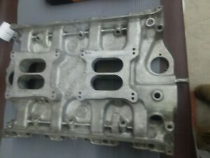 Ford Offenhauser 390 427 428 Dual Quad Intake Hot Street Rod