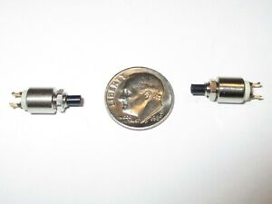 Sub mini Push Button Switch 1 4 Od Spst N o Off on Nos 3 1 99