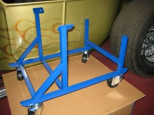 Ford Fe 427 390 Engine Cradle Dolly Made In Usa