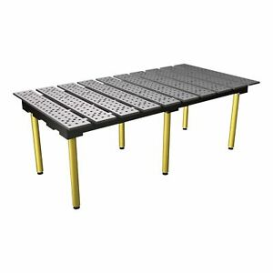Stronghand Tools Buildpro Welding Table 30in Steel tmb57838