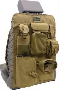 Smittybilt 5661324 Seat Cover Gear Truck Seat Cover Coyote Tan
