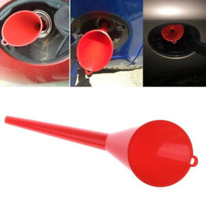 Long Neck Funnel Pvc Transmission Oil Filler Funnel New