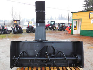 84 Wifo Upshot 3 point Tractor Snow Blower Model Wb84