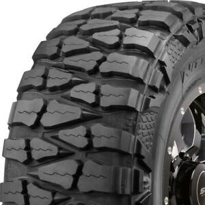 4 New 33x12 50r17 E Nitto Mud Grappler Mud Terrain 33x1250 17 Tires