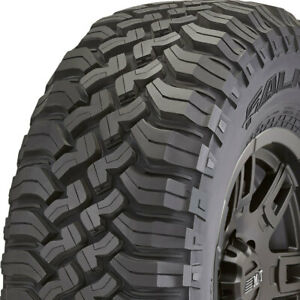 2 New Lt33x12 50r17 E Falken Wildpeak Mt01 Mud Terrain 33x1250 17 Tires M T01
