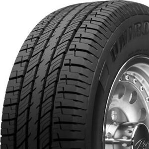 2 New 245 65r17 Uniroyal Laredo Cross Country Touring 245 65 17 Tires