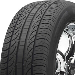 2 New P245 40r18 93v Pirelli Pzero Nero All Season 245 40 18 Tires