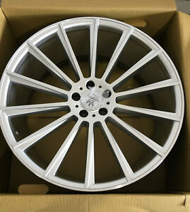 20 Forged Wheels For Mercedes S460 S500 S560 S63 set Of 4