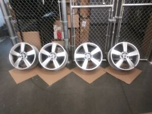 Audi Etron Take Off Wheels 4ke 601 025 S 9 X 20 Et38 Delivery Miles Only