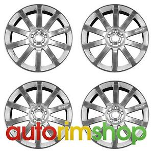 Chrysler 300 Srt 8 2005 2010 20 Factory Oem Wheels Rims Set