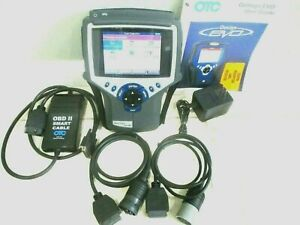 Otc Genisys Diagnostic Scanner Dom Asain Euro Heavy duty Trucks 80s 2014