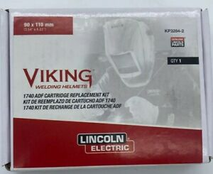Lincoln Viking 1740 Auto Darkening Welding Lens Replacement Kp3284 2 Ship Free