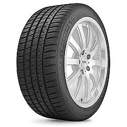1 335 25zr20 Michelin Pilot Sport A s 3 Plus 99 y Runflat Tire