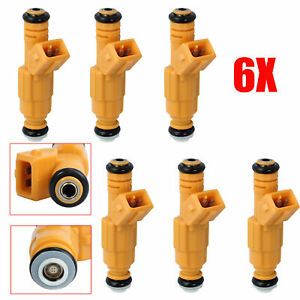 8pcs Fuel Injectors 42lb Ev1 For Gm Ford Mustang Sohc Dohc 0280150558 0280155968