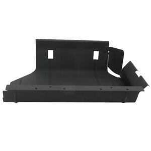 Gas Tank Skid Plate For 87 95 Jeep Wrangler Yj With 15 Or 20 Gallon Gas Tank