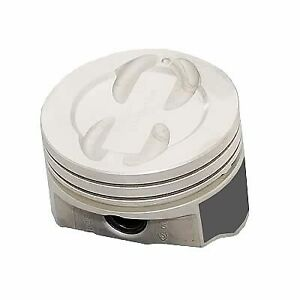 Sealed Power Dished Pistons With Rings For Small Block Chevy 350 4 000 Bore