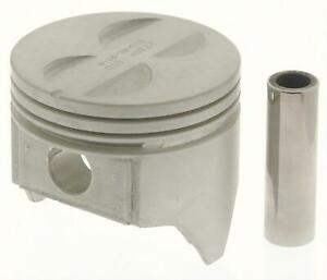 Speed Pro Flat Top Forged Pistons For Small Block Chevy 350 4 000 Bore