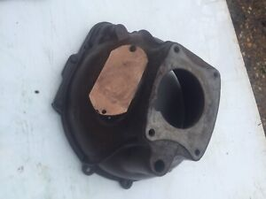 Jeep Original Military Ford Gpw Gpa Wwii F Marked Bell Housing