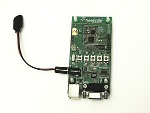 Launched By Motorola Freescale Semiconductor Fcc Id 020213192 evb Ver 2 2 Board