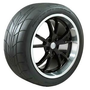 Pair 2 Nitto Nt 555 R Tires 315 35 17 Radial Blackwall Dot Approved 180800