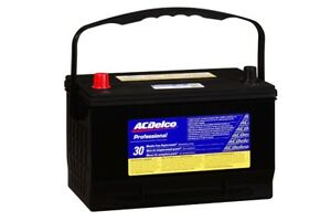 Battery Silver High Reserve Acdelco Pro 65pshr