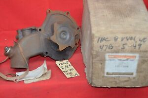 1956 76 International Harvester Water Pump Truck Ih 401 461 478 549ci V8 Trw Nos