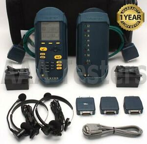 Wavetek Ideal Lt8155a Cable Certifier Cat5 Cat5e Lt8155 Lt 8155 8155a