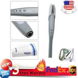 Dental Intraoral Oral Camera Usb Pro Imaging Systm Md740b And 50 Sheaths Sale Us