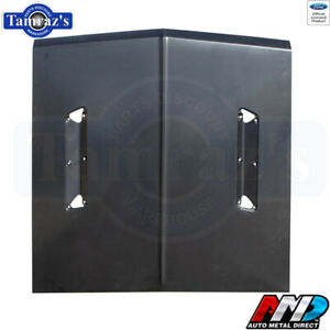 1966 66 Ford Fairlane Oe Style Reproduction Steel Hood Gt Style Amd