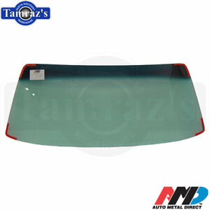 Demon Dart Sport Duster Front Windshield Glass Tinted
