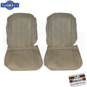 1966 Skylark Gs Front Rear Seat Covers Upholstery Pui New