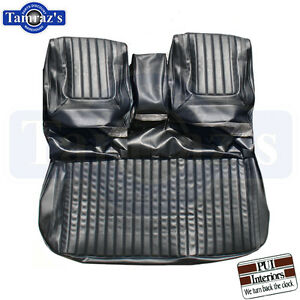 1969 Skylark 400 350 Front Rear Seat Covers Upholstery New Pui